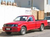 MITSUBISHI L200 PICK-UP 97-04.06